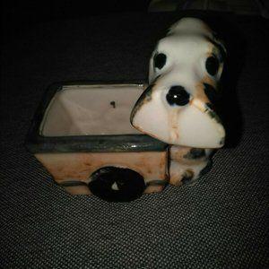 Vintage Cute Scottish Terrior Dog Trinket